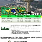 Paquete Rio de Janeiro 2018